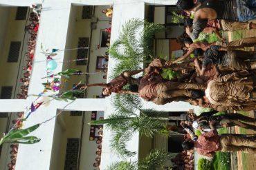 Dahi Handi Celebration