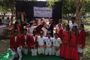 Annual Sports Week And Prize Distribution